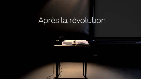 After the revolution - Role: Director, Camera operator, Editor