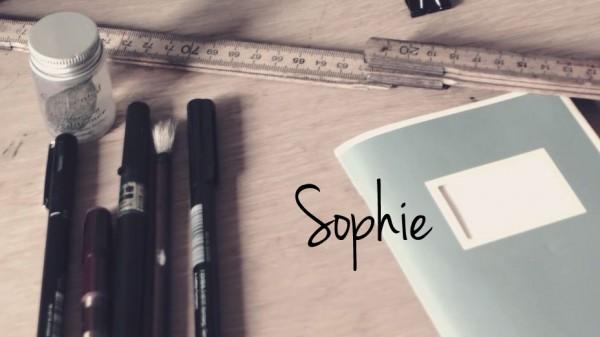 Sophie Rocher, designer graphique