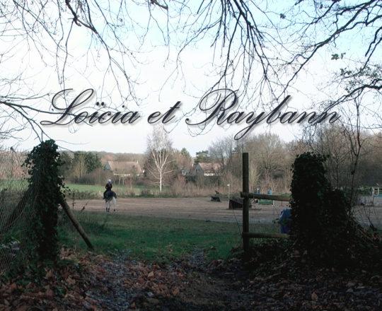 Loïcia and Raybann, portrait of a horse rider - Role : Director, Camera Operator, Editor