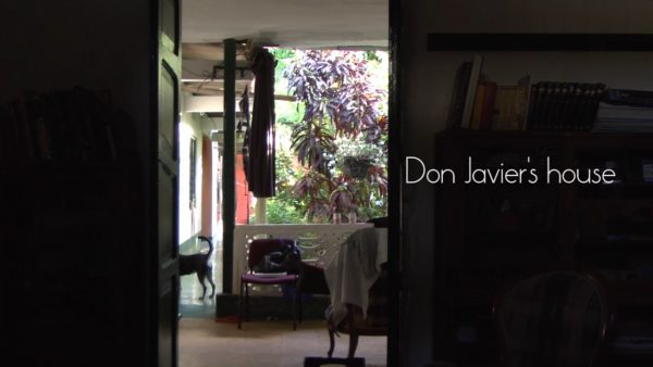 La casa de Don Javier- One minute with a family in Natagaima, Colombia.